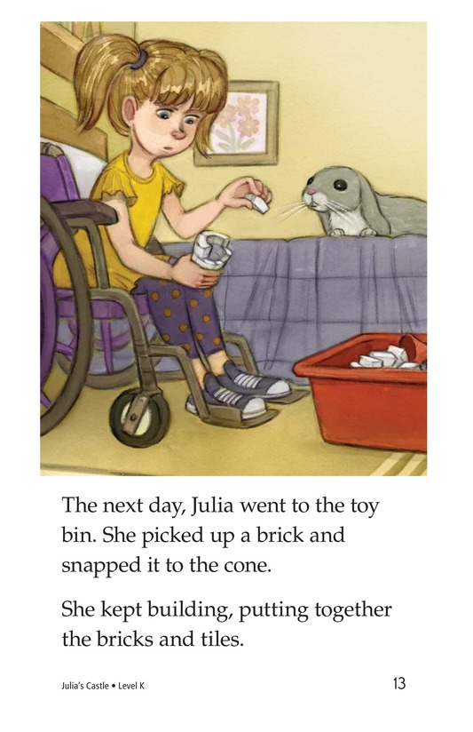 Book Preview For Julia's Castle Page 13