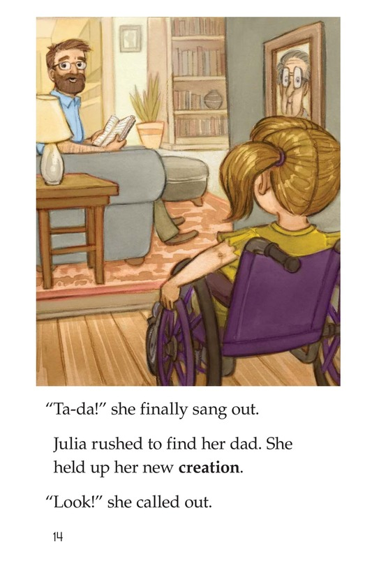 Book Preview For Julia's Castle Page 14