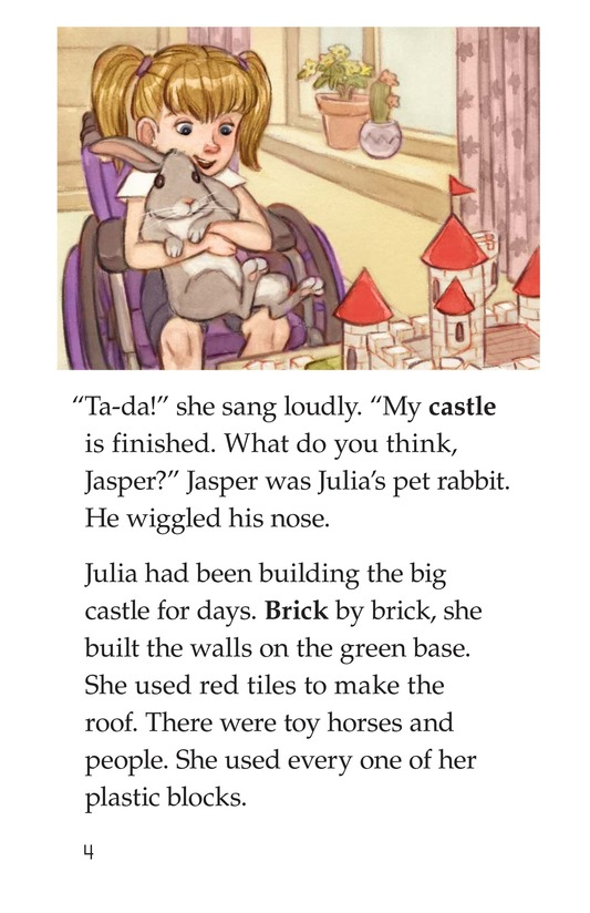 Book Preview For Julia's Castle Page 4