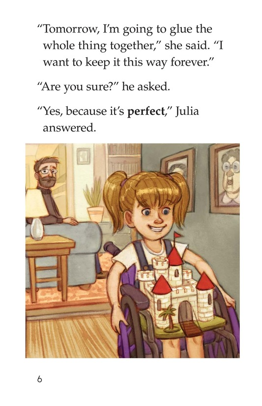 Book Preview For Julia's Castle Page 6
