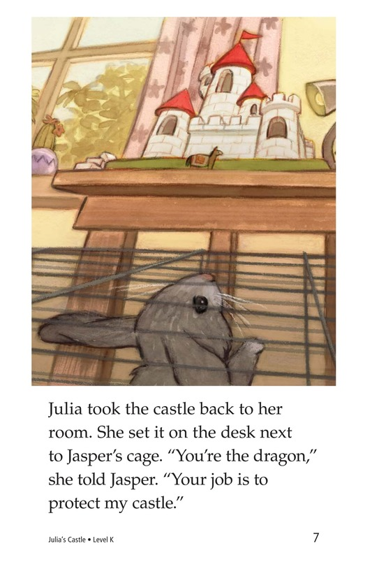 Book Preview For Julia's Castle Page 7