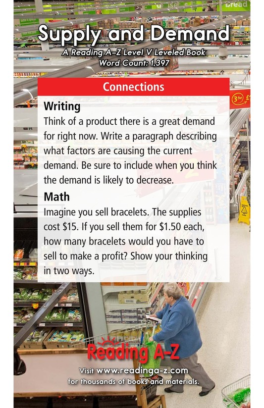 Book Preview For Supply and Demand Page 17