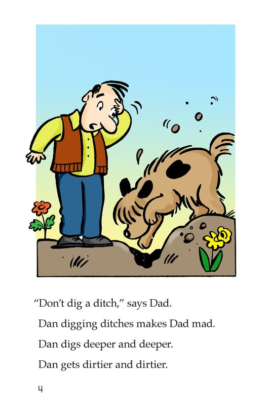 Book Preview For The Digging Dog Page 4