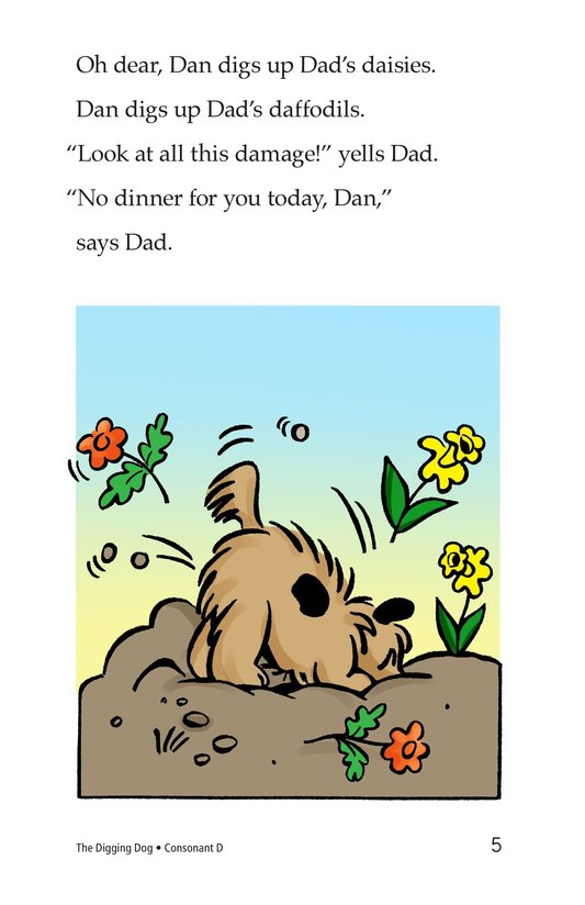 Book Preview For The Digging Dog Page 5