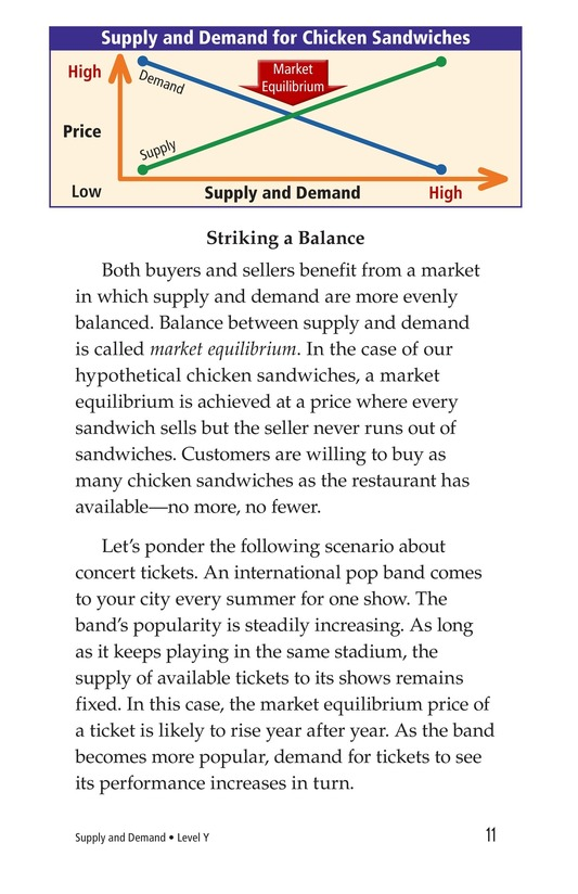 Book Preview For Supply and Demand Page 11
