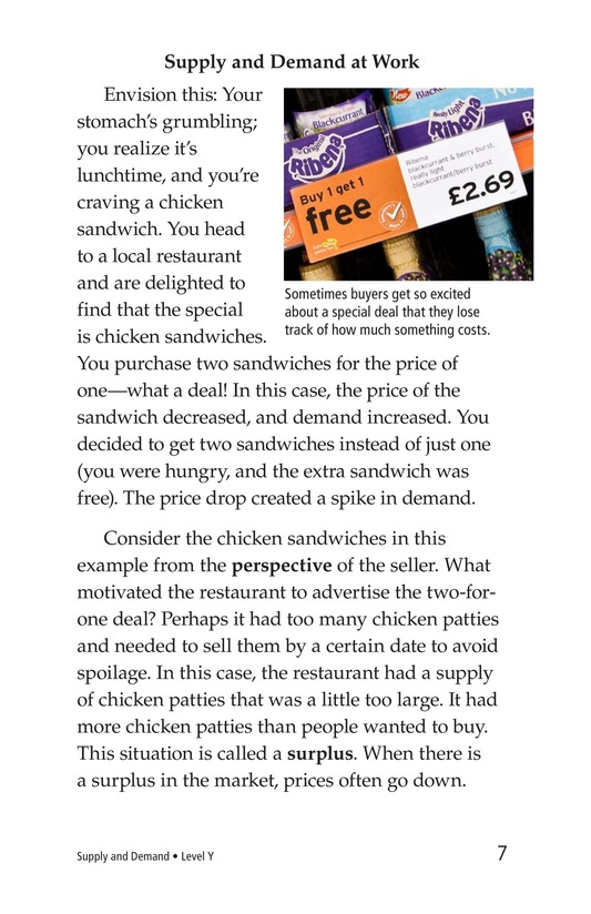 Book Preview For Supply and Demand Page 7