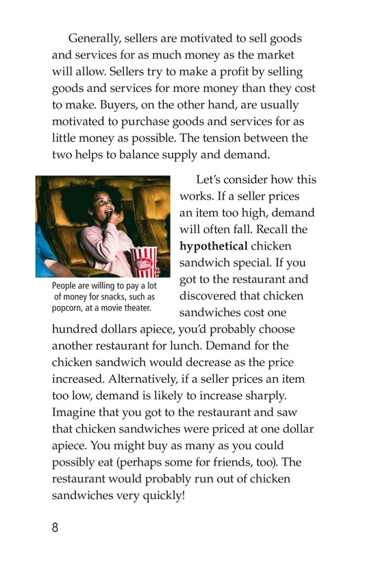 Book Preview For Supply and Demand Page 8