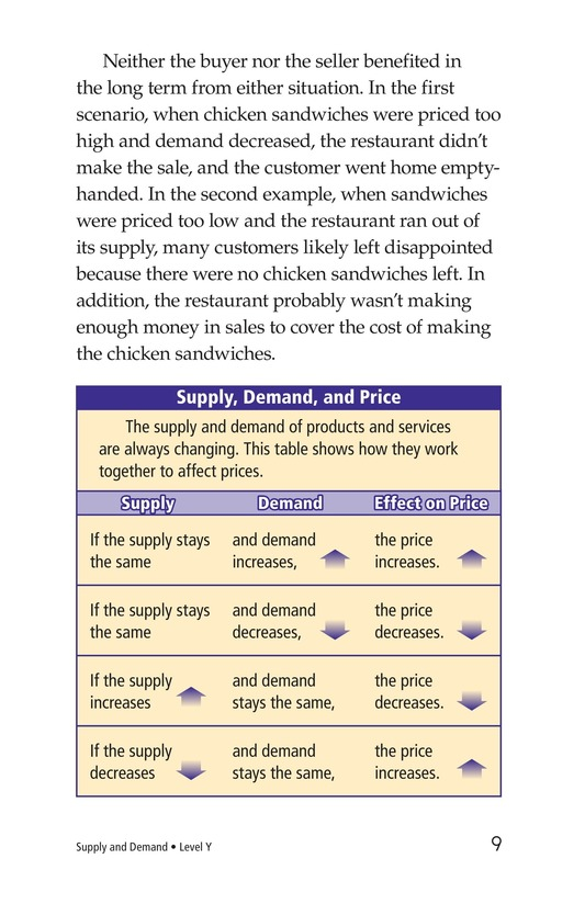 Book Preview For Supply and Demand Page 9