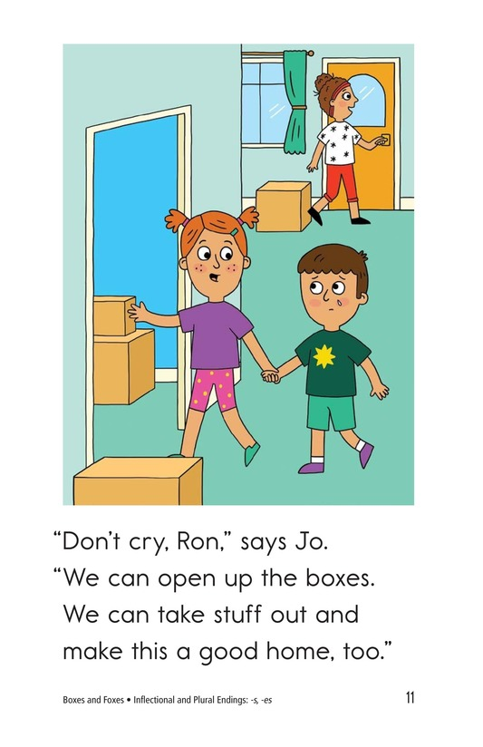 Book Preview For Boxes and Foxes Page 11