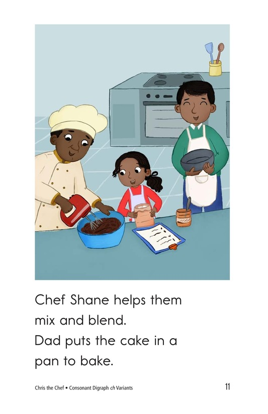 Book Preview For Chris the Chef Page 11