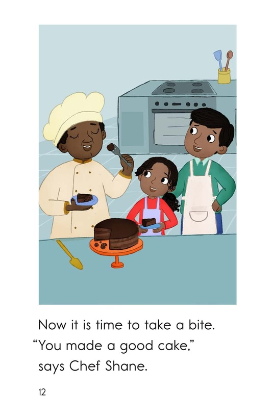 Book Preview For Chris the Chef Page 12