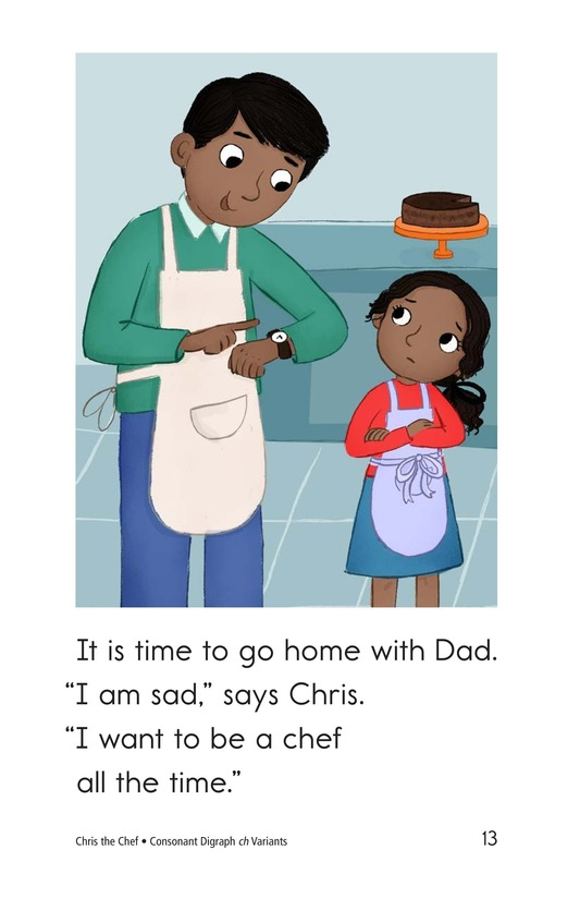 Book Preview For Chris the Chef Page 13