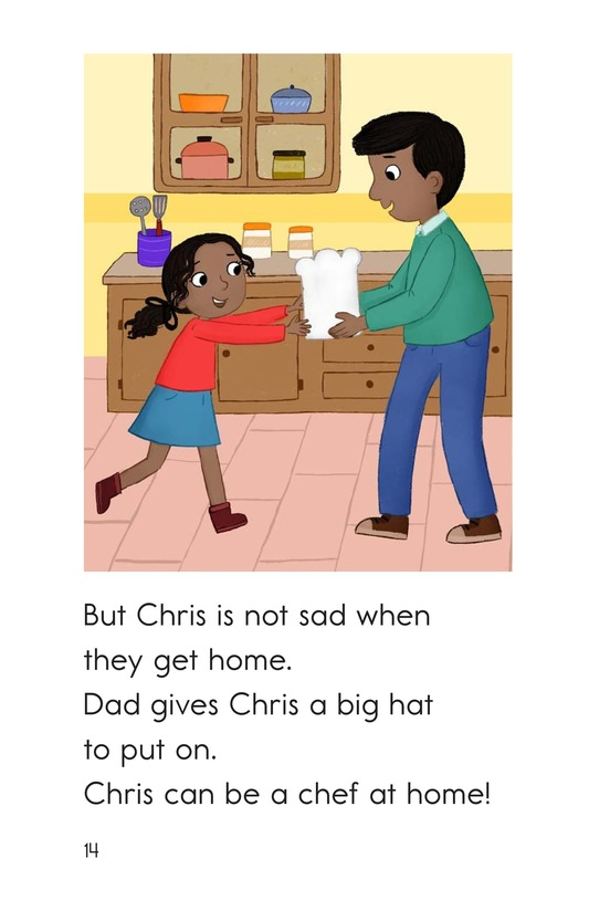 Book Preview For Chris the Chef Page 14