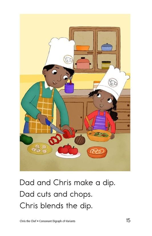 Book Preview For Chris the Chef Page 15