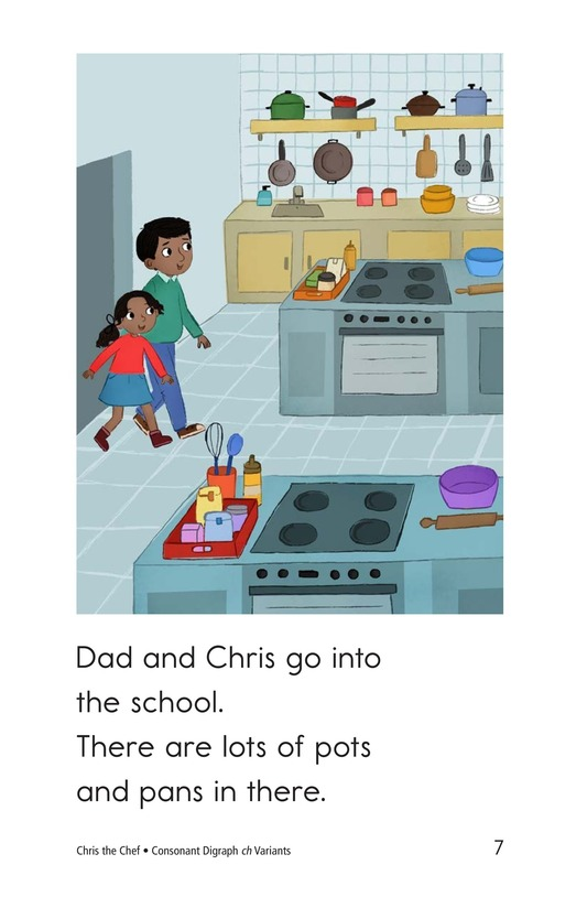 Book Preview For Chris the Chef Page 7