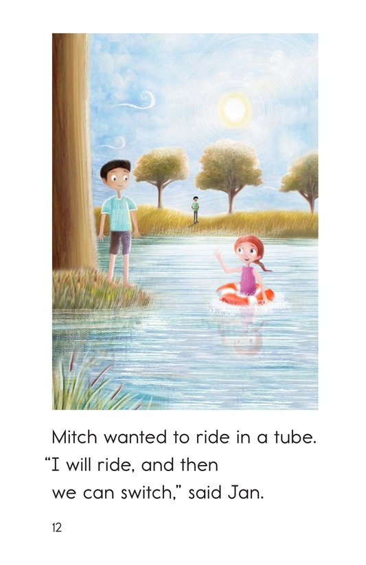Book Preview For Fun at Branch Ranch Page 12