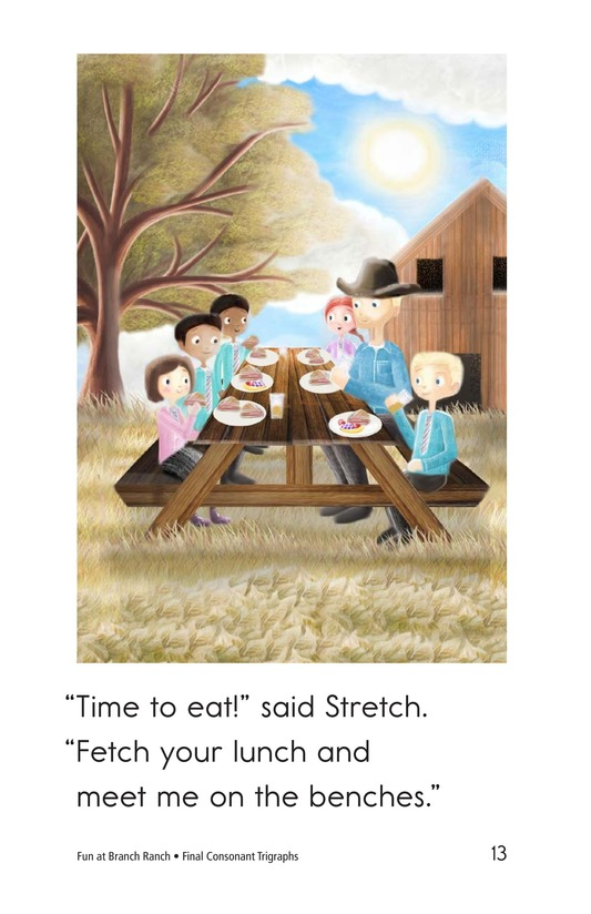 Book Preview For Fun at Branch Ranch Page 13