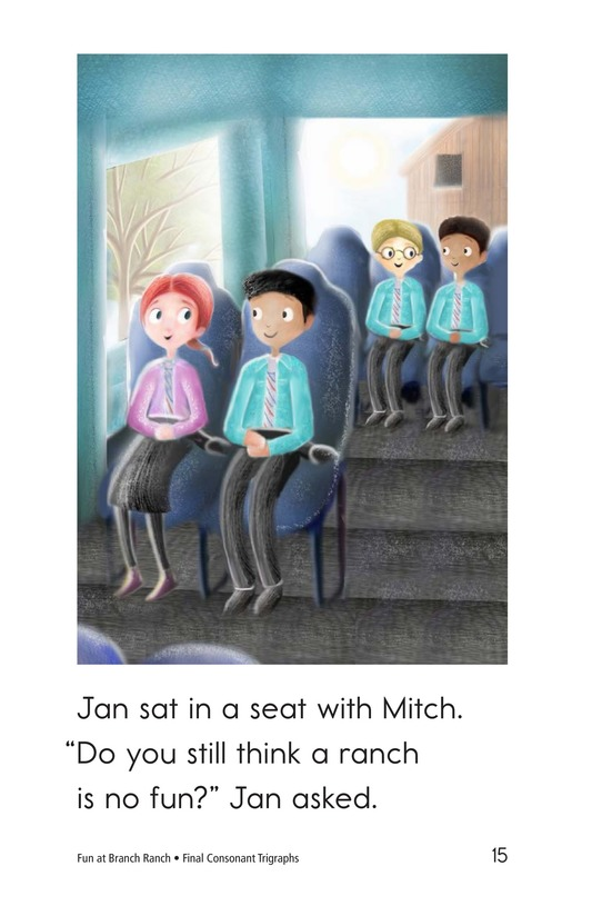 Book Preview For Fun at Branch Ranch Page 15