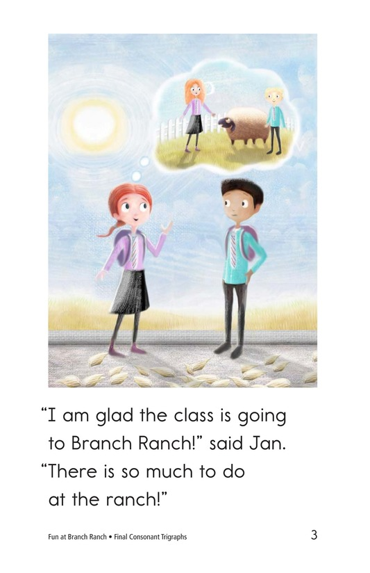 Book Preview For Fun at Branch Ranch Page 3