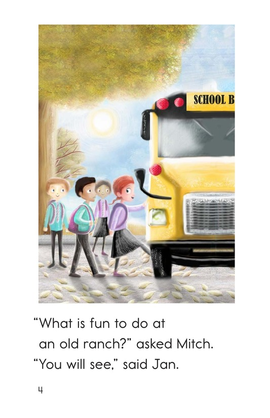 Book Preview For Fun at Branch Ranch Page 4