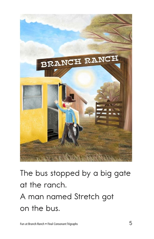 Book Preview For Fun at Branch Ranch Page 5