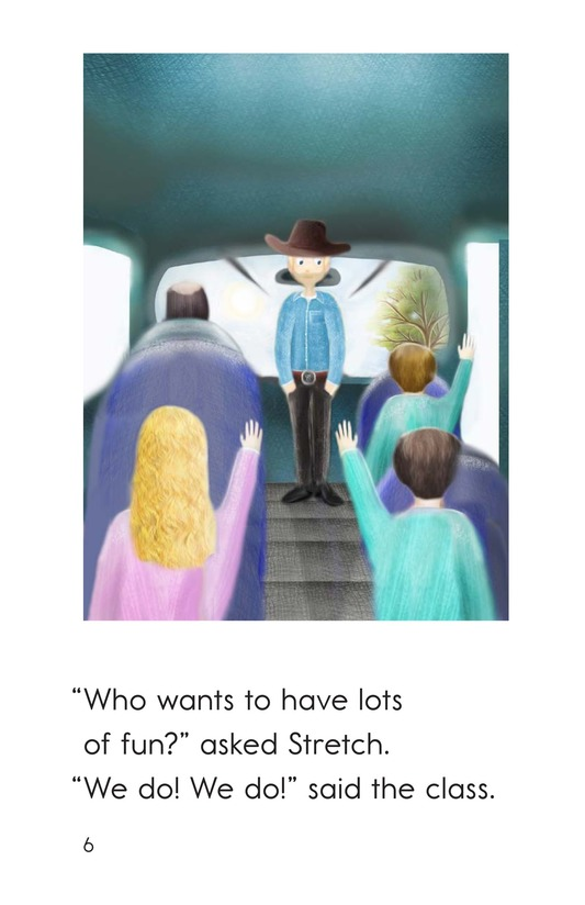 Book Preview For Fun at Branch Ranch Page 6
