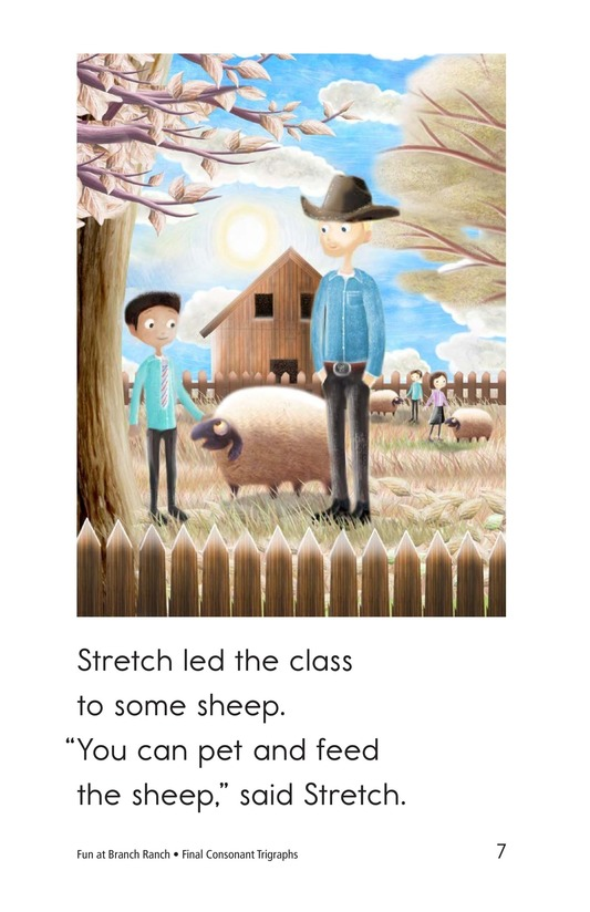Book Preview For Fun at Branch Ranch Page 7