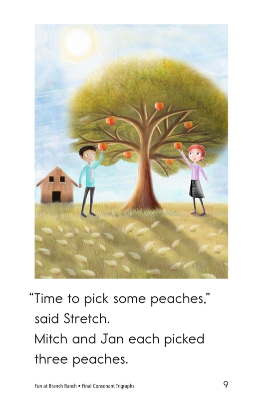 Book Preview For Fun at Branch Ranch Page 9