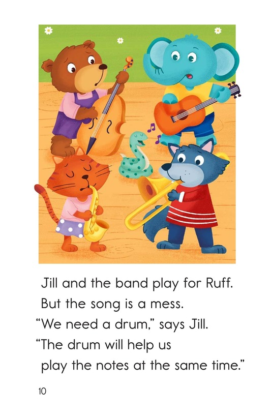 Book Preview For Jazz with Jill Page 10