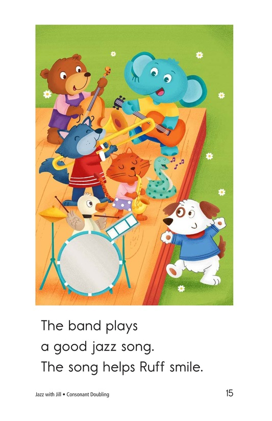 Book Preview For Jazz with Jill Page 15