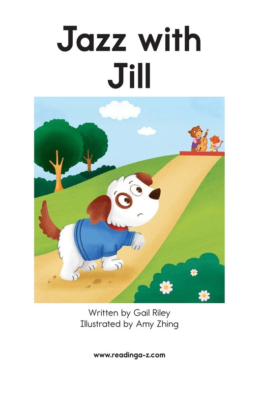 Book Preview For Jazz with Jill Page 2