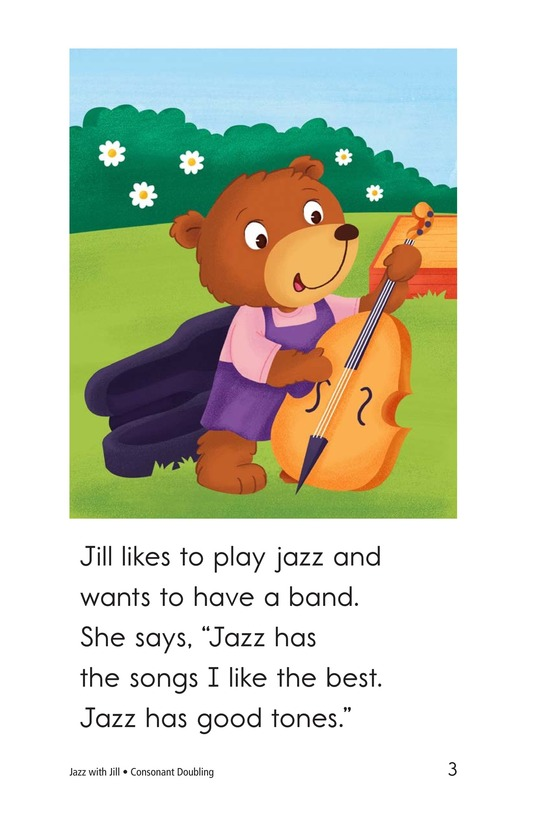 Book Preview For Jazz with Jill Page 3