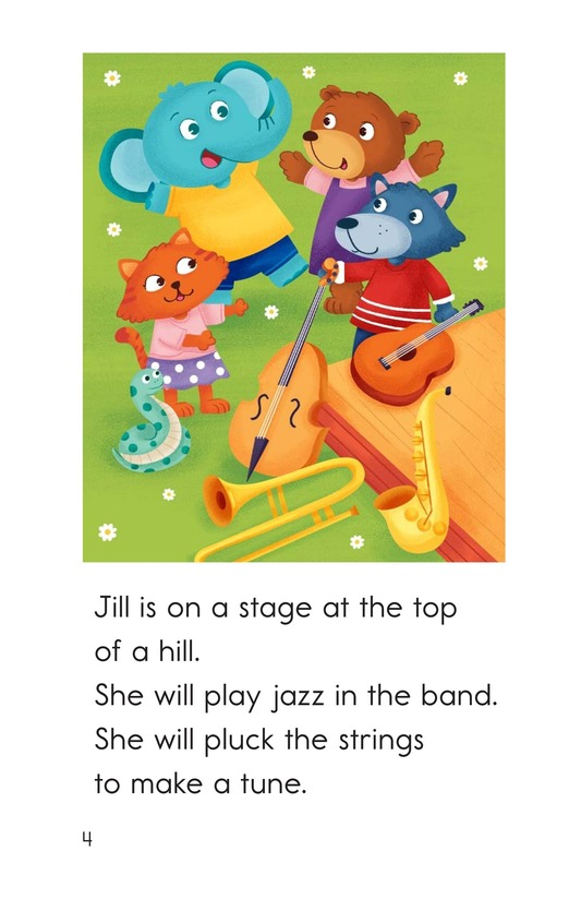 Book Preview For Jazz with Jill Page 4