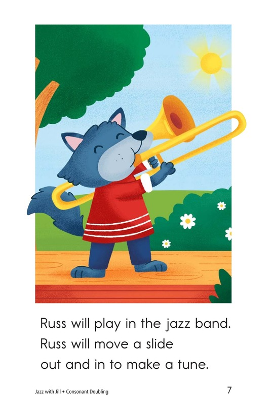Book Preview For Jazz with Jill Page 7