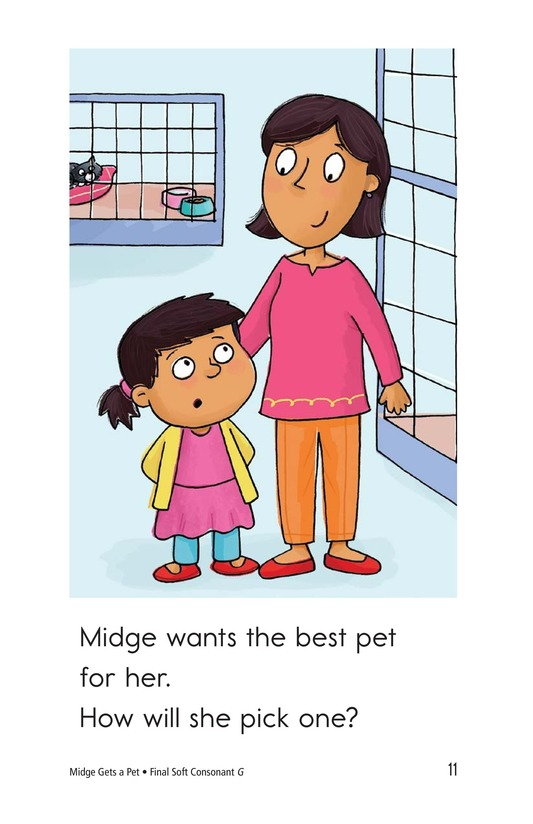 Book Preview For Midge Gets a Pet Page 11
