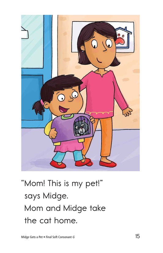 Book Preview For Midge Gets a Pet Page 15