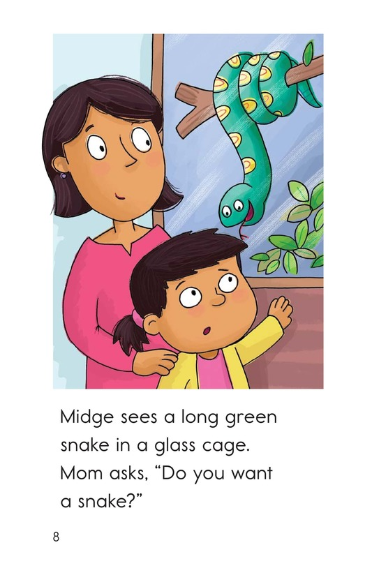 Book Preview For Midge Gets a Pet Page 8