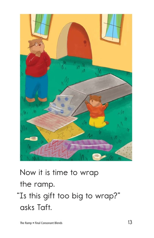 Book Preview For The Ramp Page 13