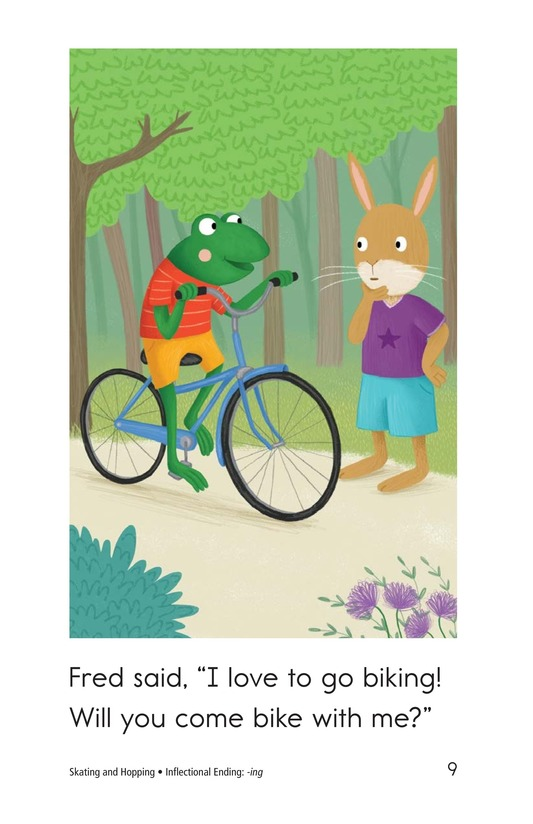Book Preview For Skating and Hopping Page 9