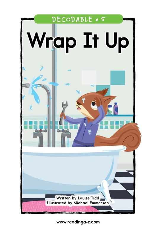 Book Preview For Wrap It Up Page 1