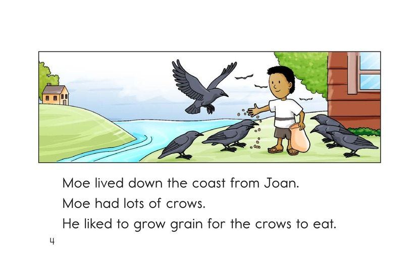 Book Preview For Goats and Crows Page 4