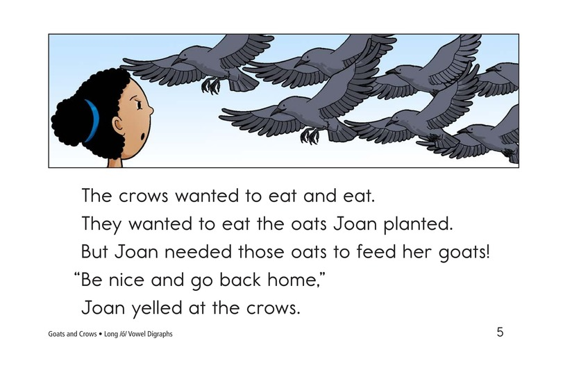 Book Preview For Goats and Crows Page 5
