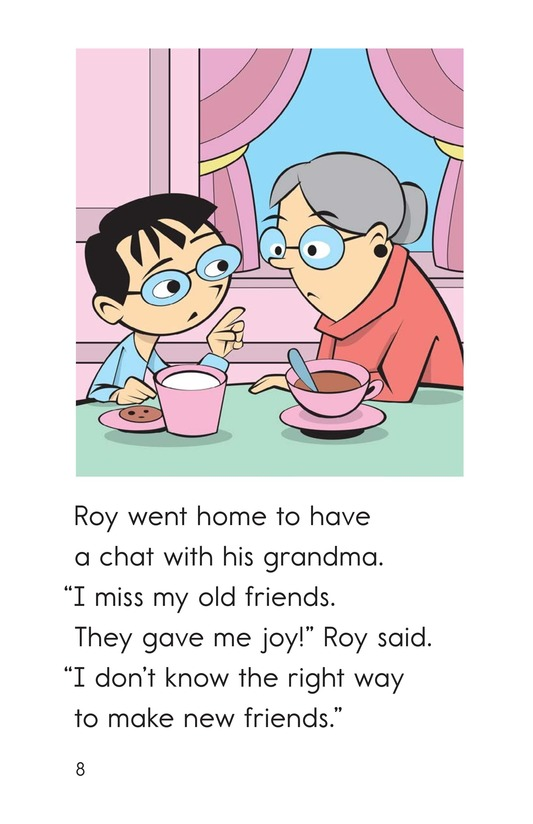Book Preview For A Toy for Roy Page 8