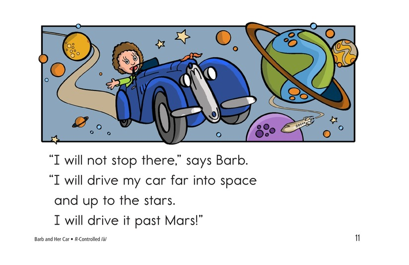 Book Preview For Barb and Her Car Page 11