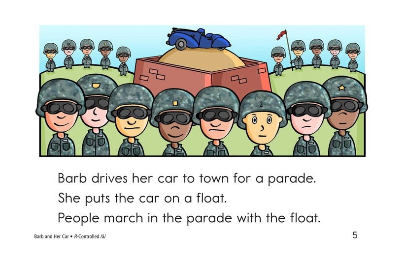 Book Preview For Barb and Her Car Page 5