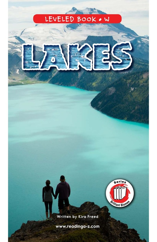 Book Preview For Lakes Page 0