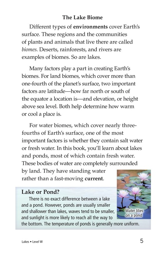 Book Preview For Lakes Page 5