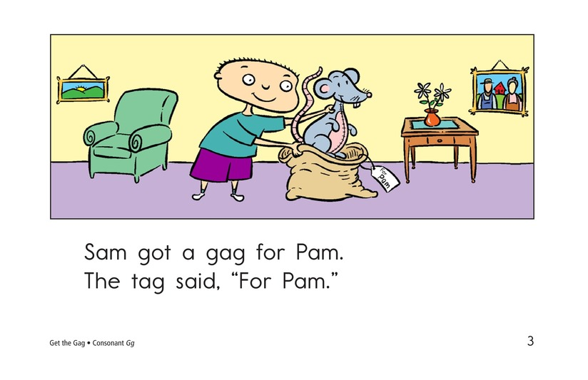 Book Preview For Get the Gag Page 3