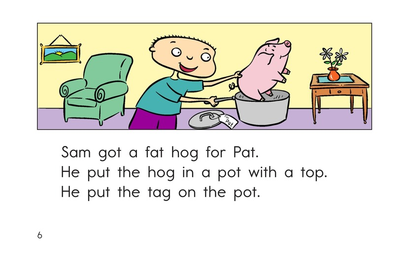 Book Preview For Get the Gag Page 6