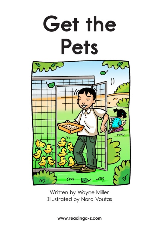 Book Preview For Get the Pets Page 2
